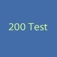 200-test