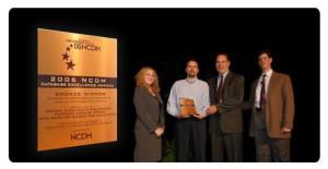 NLDM 2006 Database  Excellence Award