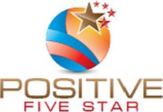 Positive Five Star logo