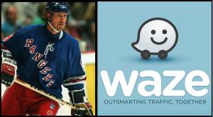 Gretzky vs Waze