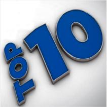 'Top 10' icon image