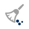 Dust Broom Icon
