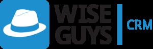 WiseGuys Logo CRM aqua