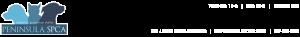 Peninsula SPCA Logo