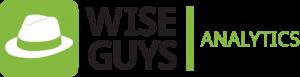 WiseGuys Logo ANALYTICS green