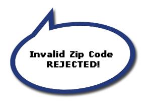 rejected bubble